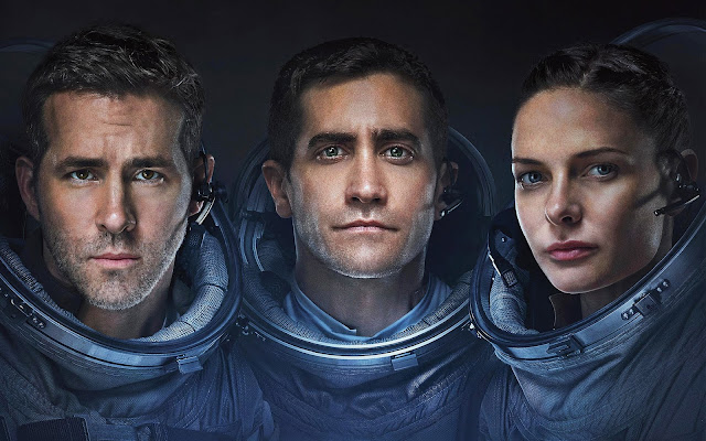 Life, starring Jake Gyllenhaal, Ryan Reynolds and Rebecca Ferguson