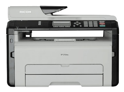 Ricoh SP 212SNw Driver Download