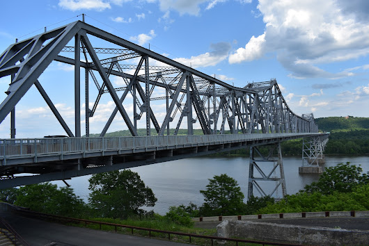 Olana and the Rip Van Winkle Bridge and Why They Are Inseperable