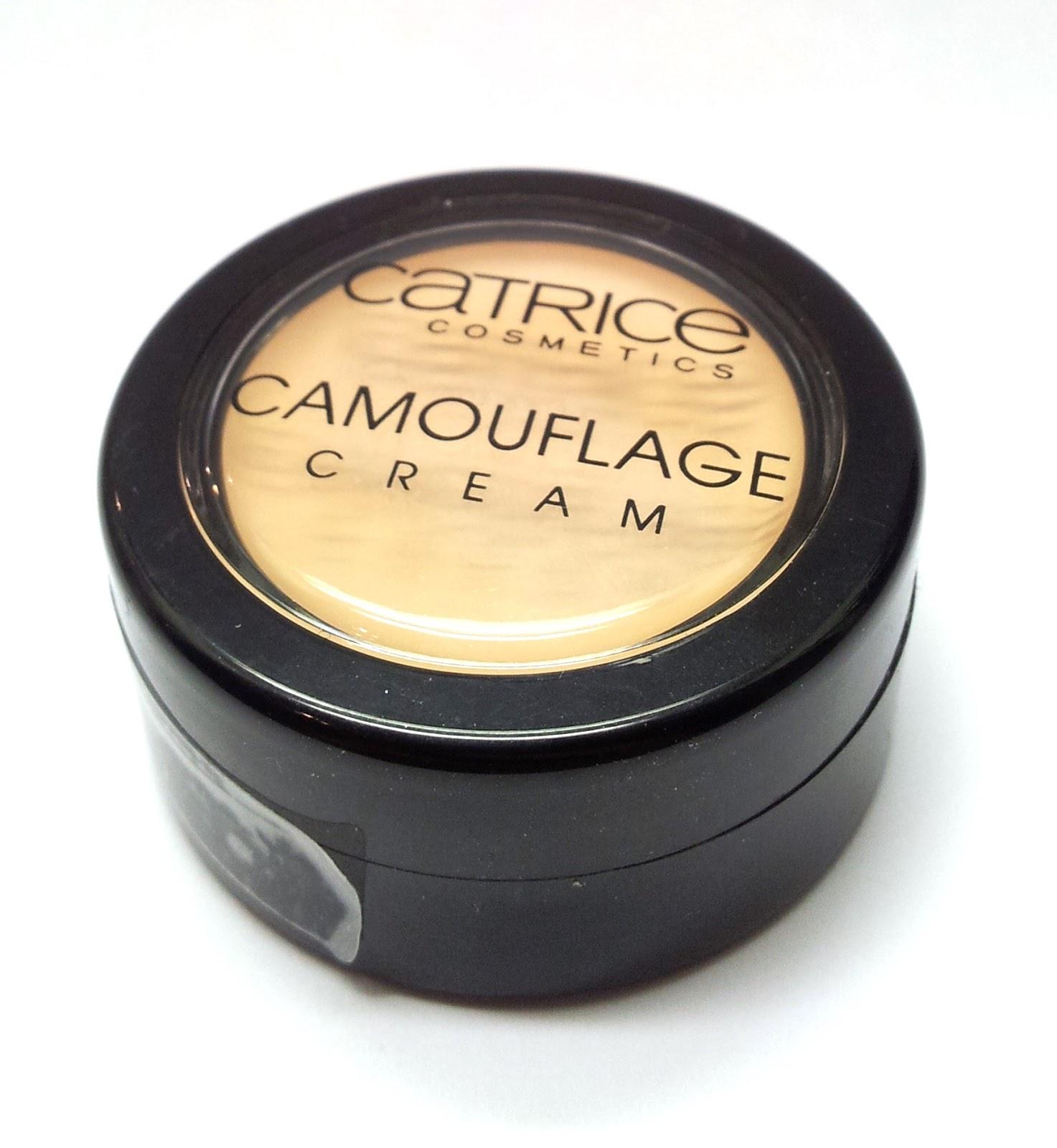 Catrice: Camouflage cream 010 Ivory