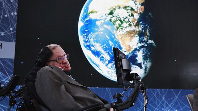 """""""Vienen los asteroides"""": Stephen Hawking alerta de un apocalipsis inminente"""