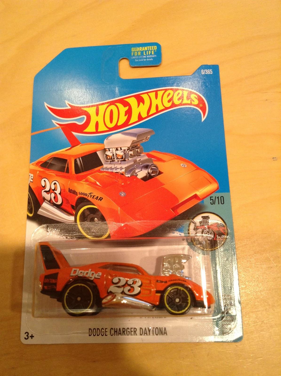 Julian S Hot Wheels Blog Dodge Charger Daytona Tooned 2017 Tooned
