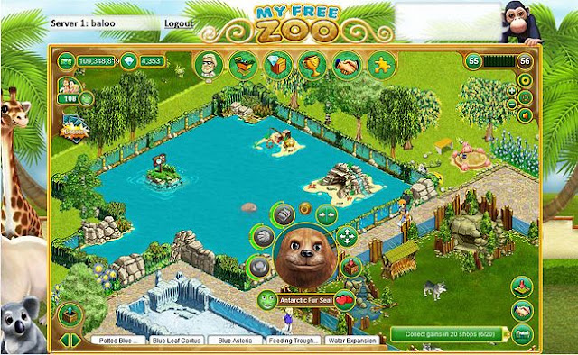 My Free Zoo - Image du Jeu