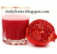 pomegranate, fruits and health, dailyfruits.blogspot.com