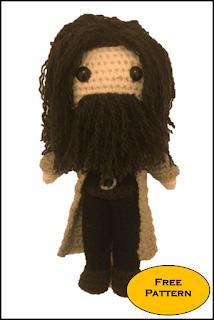 Free Harry Potter Amigurumi Pattern (Crochet) | Harry potter ... | 320x214