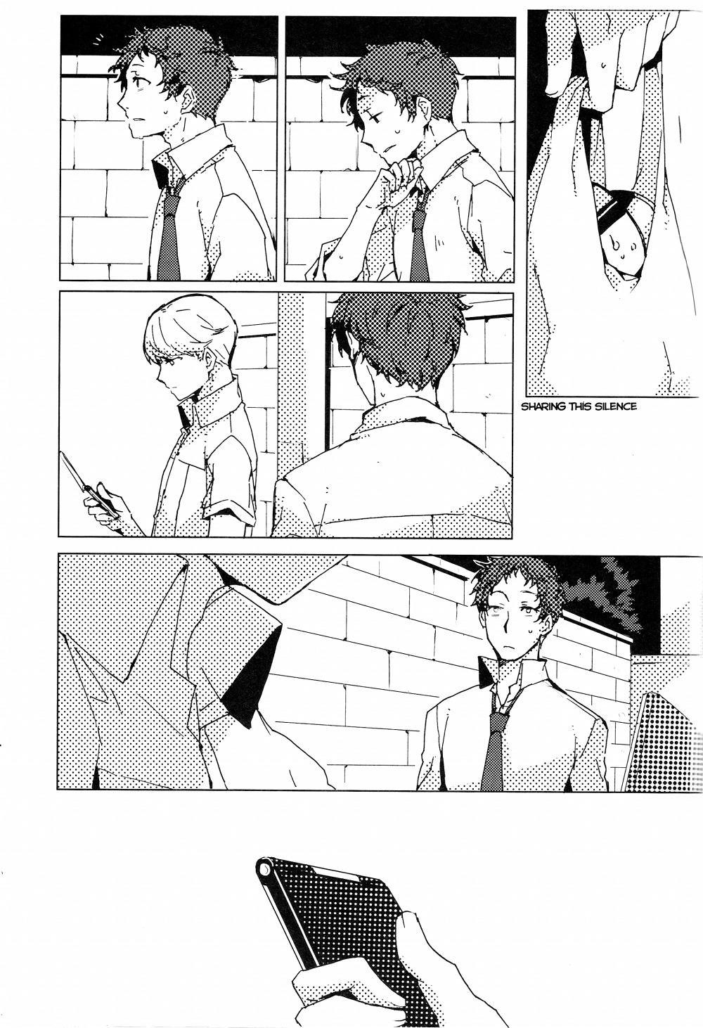 Chia Sẻ Sự Tĩnh Lặng - Tác giả HEART STATION (Ebisushi) - Trang 2