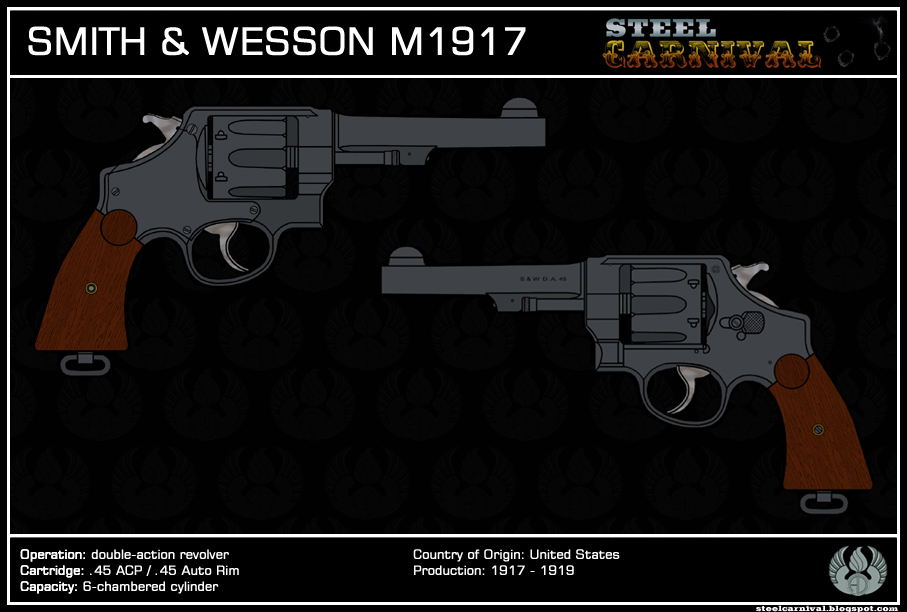 Steel Carnival: Smith & Wesson Model of 1917