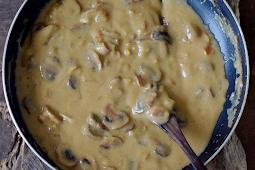 Easy Vegan Mushroom Stroganoff Recipe