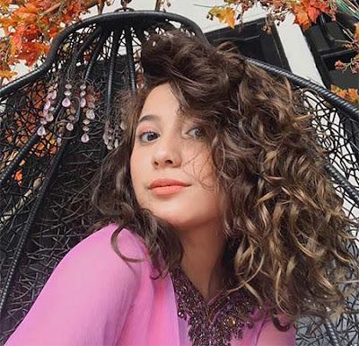 Naimma Aljufri pemeran Dinda di Putri Untuk Pangeran