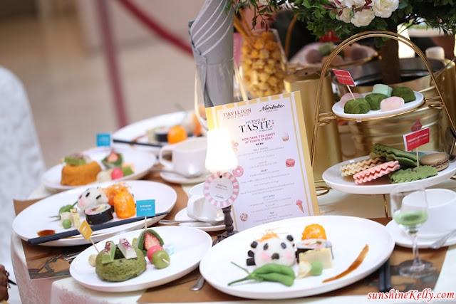 Journey Of Taste 3, Pavilion KL Noritake Carnivale Tea Party, Journey Of Taste, Noritake, Noritake, Carnivale Collection, Food