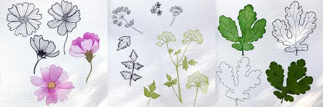 Sarah Van Der Linden, Sketchbooks, Sketchbook Conversations, My Giant Strawberry
