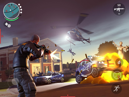 Gangstar New Orleans OpenWorld Mod Apk Latest