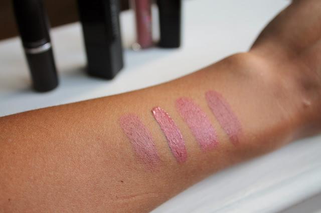 Flattering Nude Lipsticks Medium Skin Tone