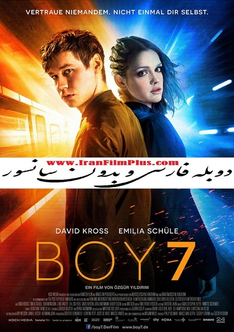 تماشای آنلاین فیلم دوبله Boy 7