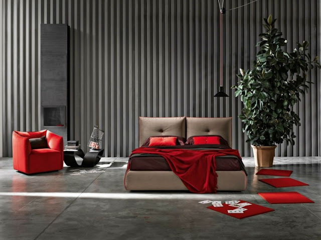 Masculine Bedroom Designs 2016