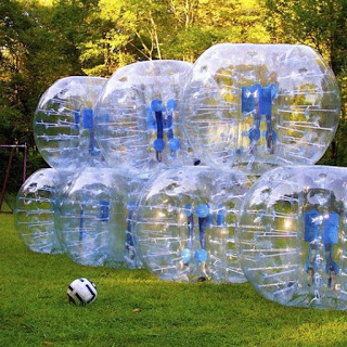 www.inflatable zone water ball price Amazing quality 4m water trampoline cheap to purchase at present