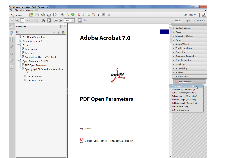 Custom-made Adobe Scripts: 2010