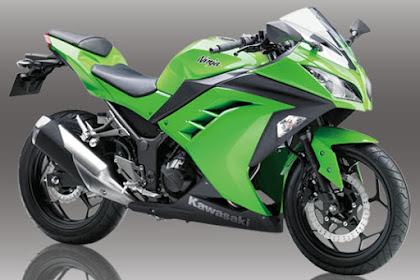 Sewa Motor Ninja 250 cc di Jogja