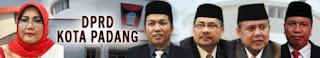 DPRD Kota Padang,Tugas Walikota dan Wakil Walikota Padang yang Baru Sudah Menunnggu