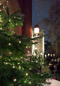 Middle Temple Hall at Christmas