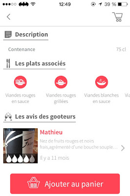 blog vin Beaux-VIns vins goot application