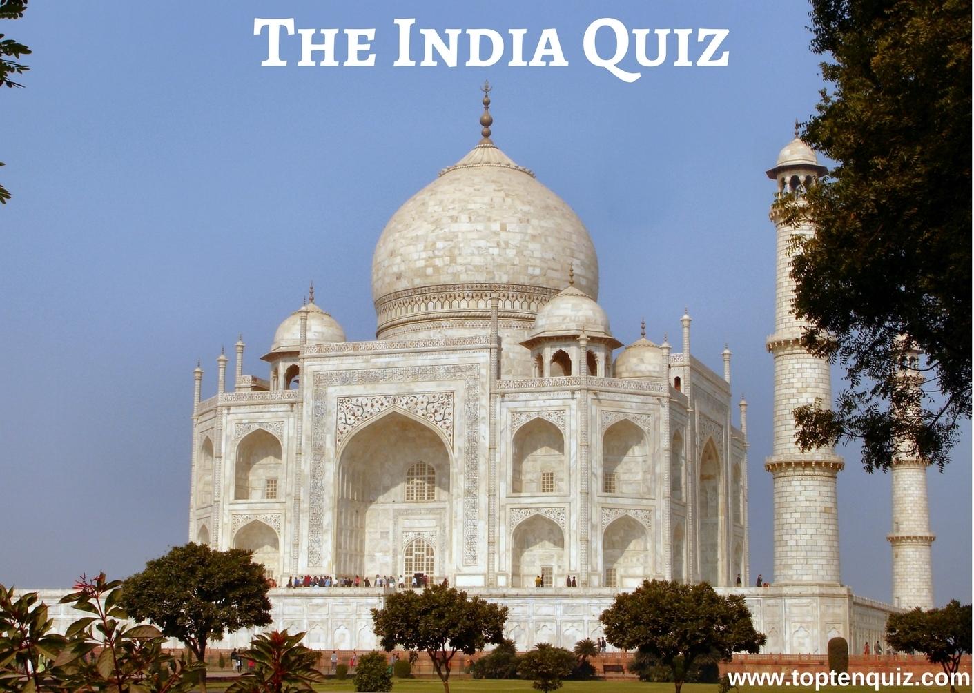 The India Quiz