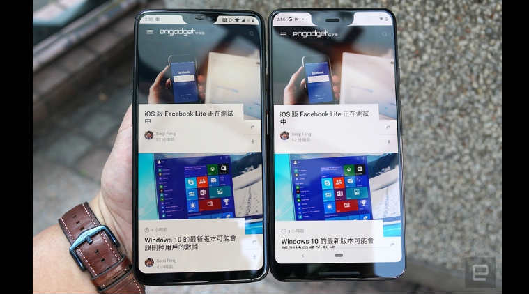 Leaked News , Details , Pictures of Google Pixel 3 Xl