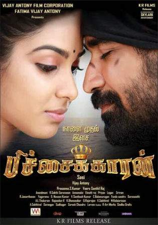 Pichaikkaran 2016 HDRip 999MB UNCUT Hindi Dual Audio 720p Watch Online Full Movie Download bolly4u