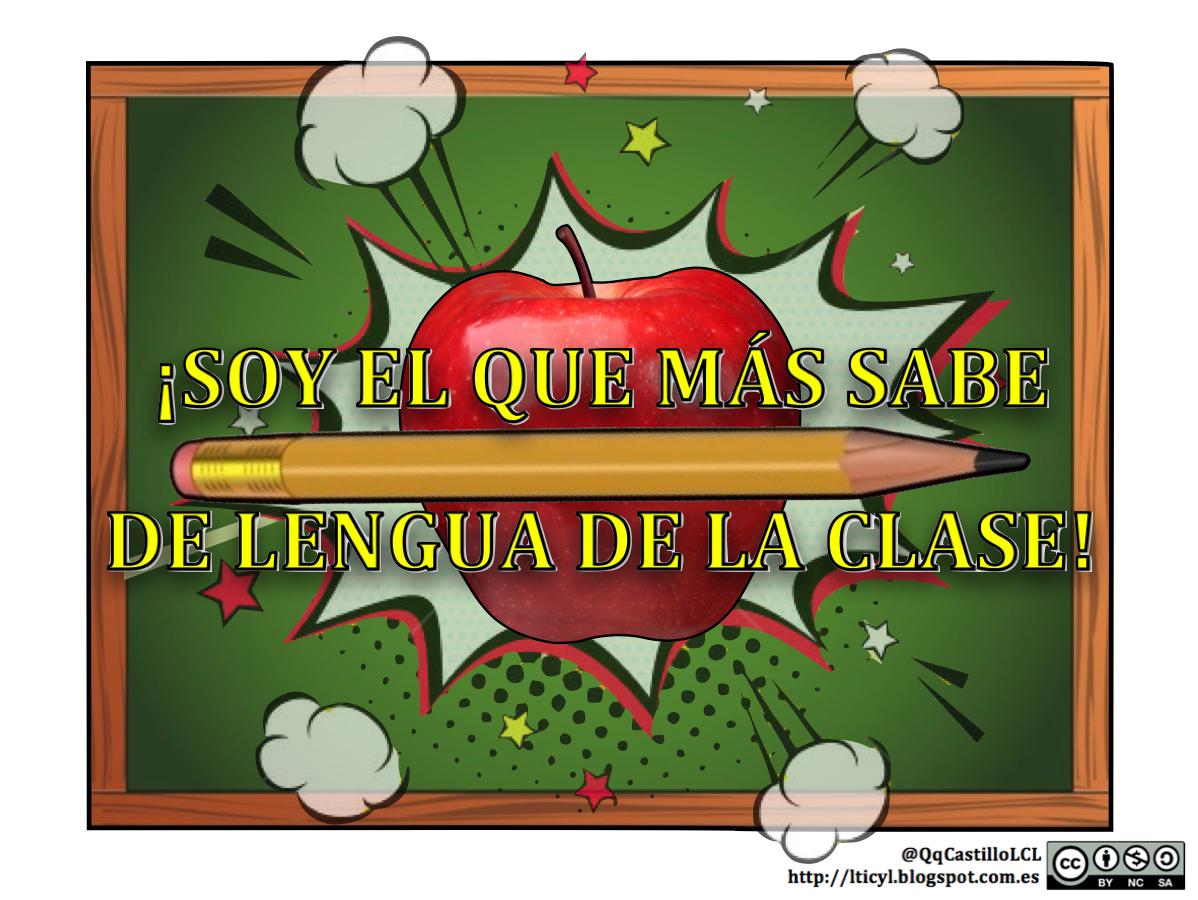La lengua con TIC entra - L([ti]C)yL - Blog de LCL de Quique ...
