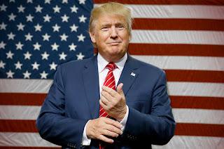Donald Trump menang pilpres