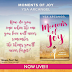 Release Boost & Giveaway - Moments of Joy by Ysa Arcangel