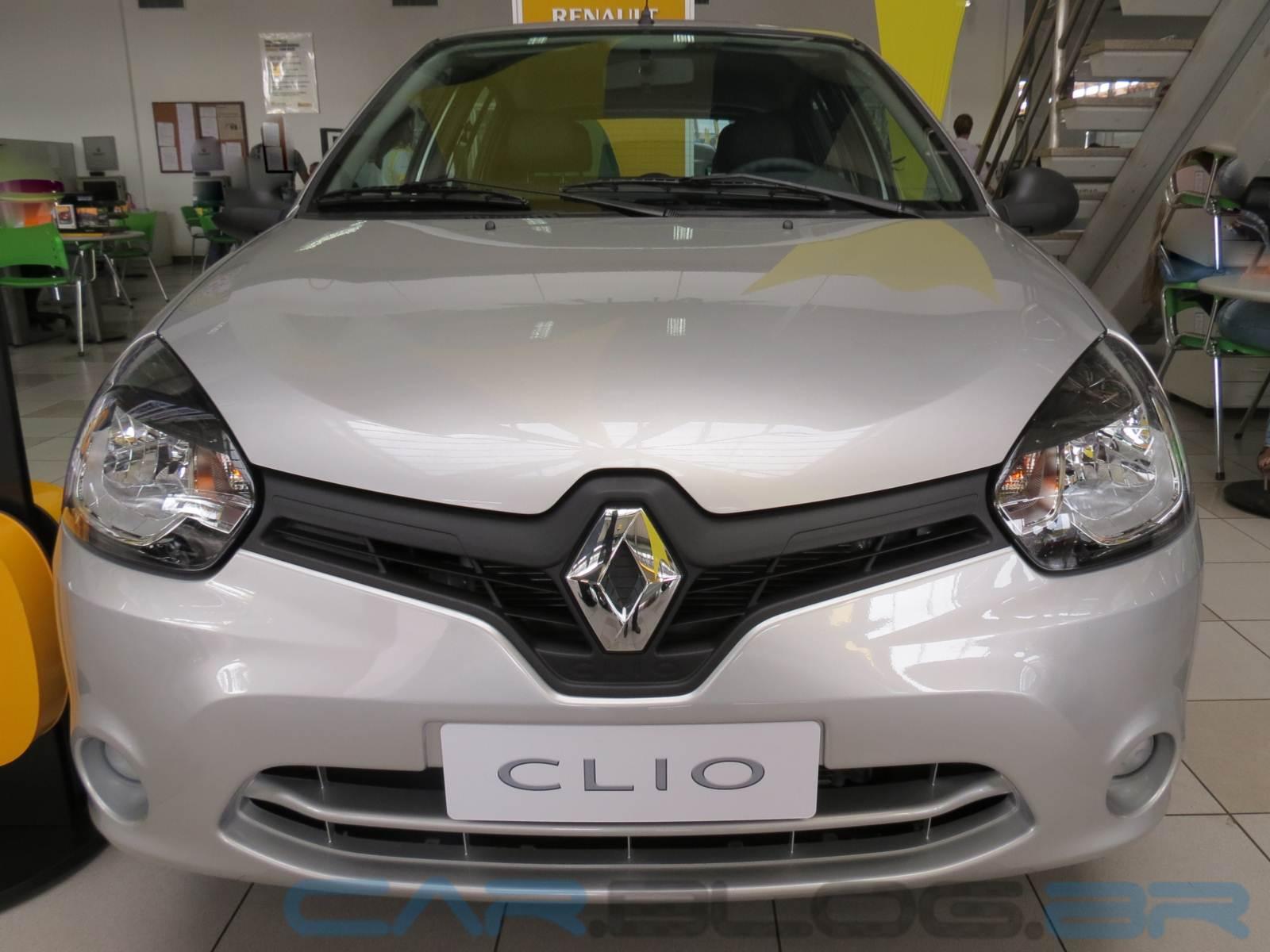 Renault Clio Authentique 2013 Fotos Preço Consumo E Ficha