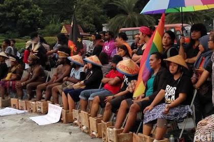Kontra-Nasionalisme Kendeng dan Papua