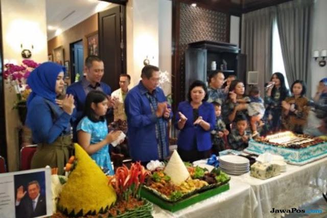 HUT Demokrat ke-17, Ini Isi Bocoran Pidato SBY dan AHY