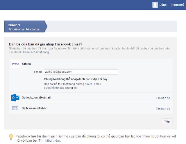 cách tạo nick facebook cho người mới