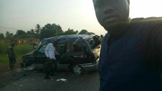 Man Takes Selfie At Accident Scene That Killed Driver & Others