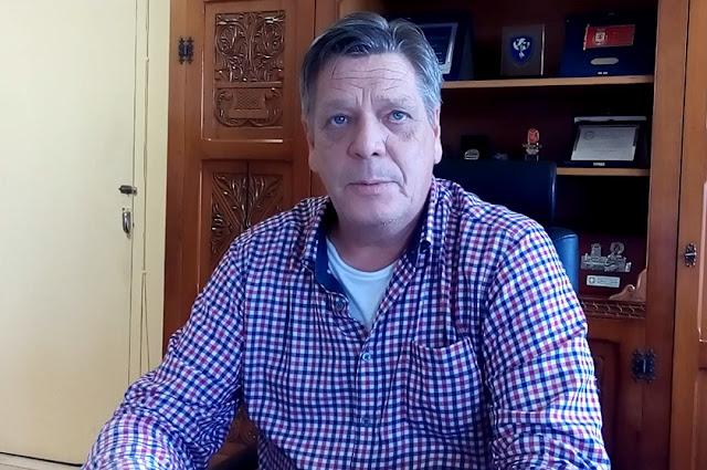 Συνέντευξη εφ' όλης της ύλης με τον Αντιπεριφερειάρχη Θεσπρωτίας κ. Θωμά Πιτούλη