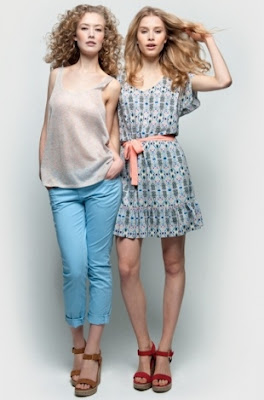 NAF-NAF-Spring-Summer-2012-Catalogue