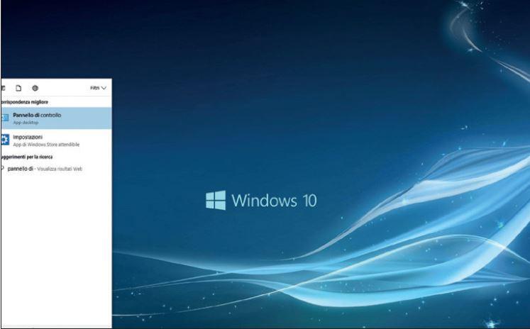 """Velocizzare accensione Windows 10 abilitando l'opzione """"Avvio rapido"""""""