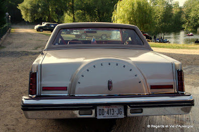 Lincoln Continental Marq 6, 1981