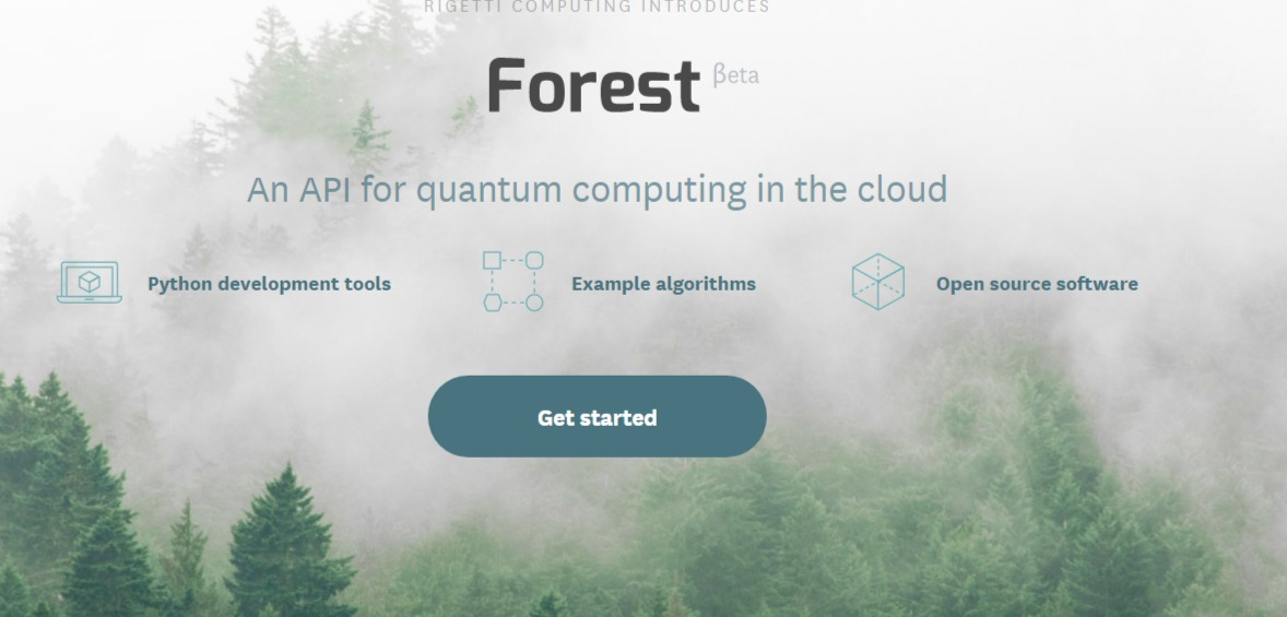 Rigetti's Forest-the world's first full-stack programming