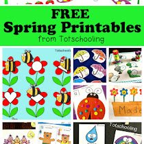 My Body Parts - Printable Puzzles | Totschooling - Toddler