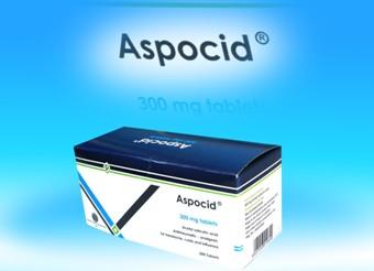 سعر ودواعي إستعمال أقراص أسبوسيد Aspocid مسكن للألام