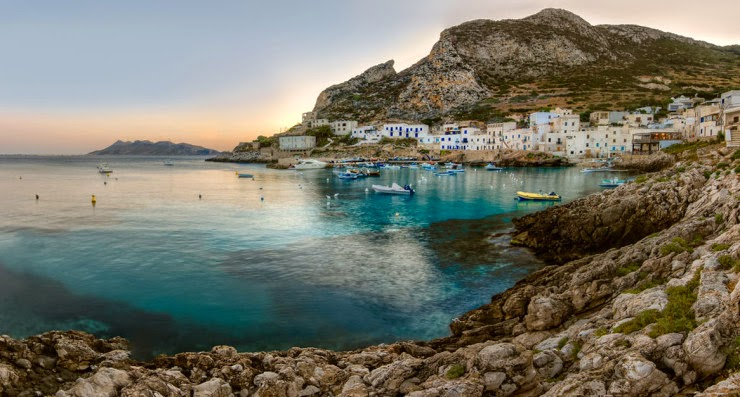 9. Levanzo - Top 10 Italian Coastal Sites