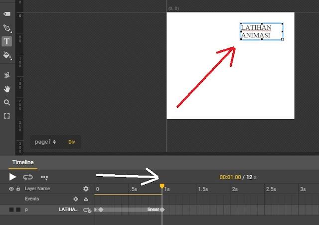 Membuat Animasi HTML 5 Tanpa Flash
