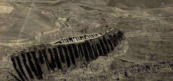 Se revelan enigmas del Arca de Noe en los manuscrito del mar muerto