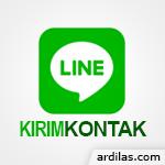 Cara Mengirim Kontak Line di Smartphone & Komputer