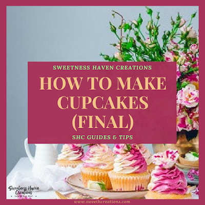 HOW TO MAKE CUPCAKES? (FINAL)