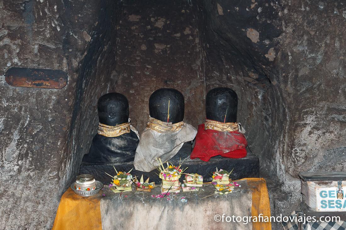 Cueva del elefante o Goa Gajah en Bali