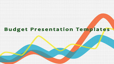 Excel Financial Budget Presentation Templates